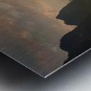 Golden Li River Metal print