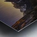 Yosemite Firefall Metal print
