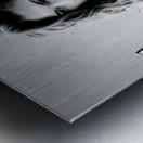 Jamie and the T-Bird Metal print