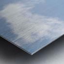 Falcon Formation Metal print