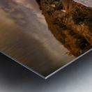 Raging Seas Metal print