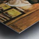 Lunch by Albin Egger-Lienz Metal print