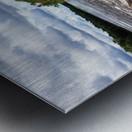 Sturgeon Chutes IX Metal print