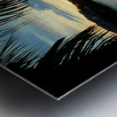 Sunset11 Metal print