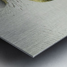Mouette Metal print