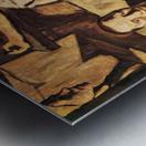 Mother by Albin Egger-Lienz Metal print