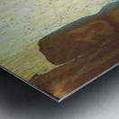 Edward Burne Jones retouched 3 Metal print