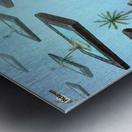 Islands Metal print