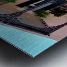 New Orleans Balcony Metal print