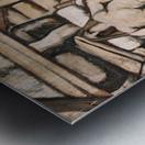 Production, design by Albin Egger-Lienz Metal print