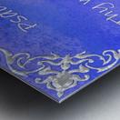 Psalm 119 11 1BL Metal print