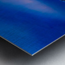 So simple Blue  Impression metal