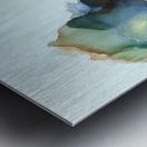 Tip of the Iceberg Metal print