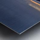 Lava hose Metal print