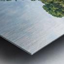 Fontaine de Nice Metal print