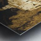 Landscape - Amalfi Village - Italy Metal print