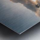 Winter sky Impression metal