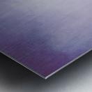 Lilac Mist Metal print