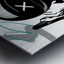 Buggatti Institucional Metal print
