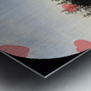 Heart (21).gif Metal print
