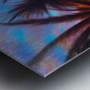 Waikiki Sunset Metal print