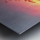 Sunset 3 Metal print