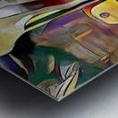Modern Abstract Metal print