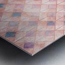 Geometric XXXXVII Metal print