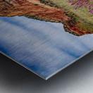 Clover Fields in Sedona Metal print