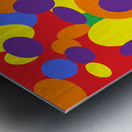 This is a beautiful design with great color, shape, line, texture, space and value.  (11) Metal print