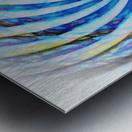 Composition Oraculaire Metal print
