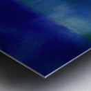 Color of the Blues Metal print