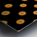 Sunflower (31) Metal print