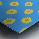 Sunflower (36)_1559875865.5597 Metal print