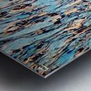 Waterways Metal print