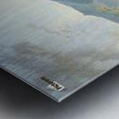 View of Snowdon Metal print