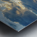 Portneuf Valley at Sunset Metal print