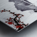 Chinese Concept 19A Metal print