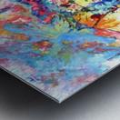 Riding Colors  Metal print