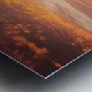 Lima Sunset Metal print