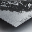 Abandonment Metal print