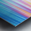 Abstract Sunset XI Metal print