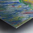 windy landscape Metal print
