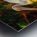 REFLECTION Metal print
