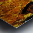 Australia Rocks - Abstract 36 Metal print