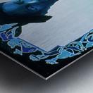 Valse des illusions Metal print