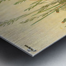 The large turf Metal print