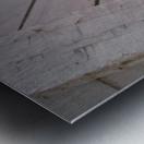 Wooden Beams Metal print