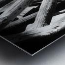 Wagon Wheels.01 Metal print