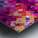 Geometric XXXXXVIII Metal print